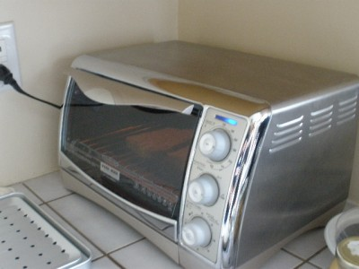 B Amp D Toaster Oven Review And Blueberry Cornbread Muffins