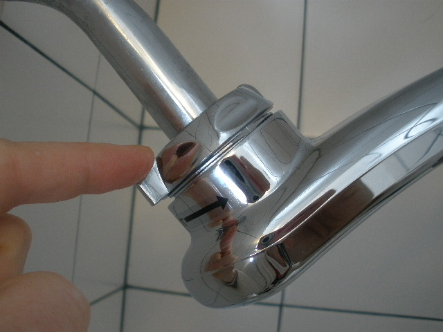 shower nut