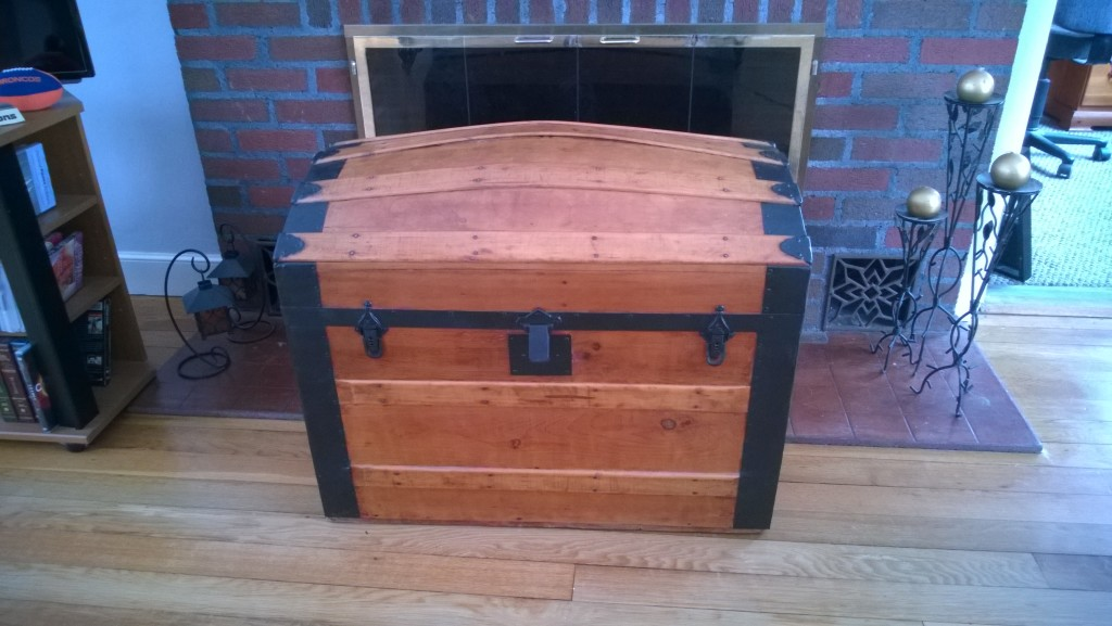 1880s trunk